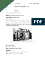 SISMOS DE SUBDUCCIÓN (INTERPLACAS)