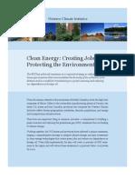 Western Climate Initiative Brochure