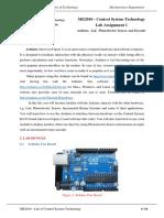 2018.04.01 - TN_KTDKTD01 -Arduino – Led – Photoelectric Sensor - Encoder