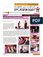 STEP FORWARD - 3rd Issue