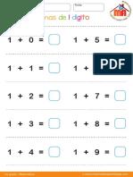 002 Sumas para primer grado intermedio.pdf