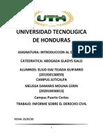 UNIVERSIDAD TECNOLIGICA DE HONDURAS