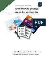 Enlace quimico-Informe-Jheimy Edwin Carihuasairo Nazario