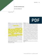 2009. FONTES, V. DETERMINAÇÃO, HISTÓRIA E MATERIALIDADE