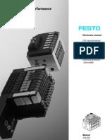 Festo CPV DeviceNet 526017g1