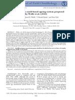 Johnson_et_al-2011-JFO-MODIFY WOLFE AGING