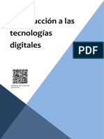 Introduccion a las tecnologias digitales