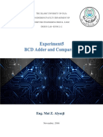 Experiment-5-BCD-Adder-and-Comparator-1