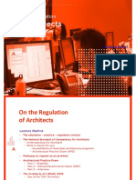 UNSW_Kirsten Orr NSWARB lecture on the Regulation of Architects_5MAR2019.pdf