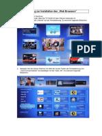 Panasonic_Anleitung_Installation_Webbrowser