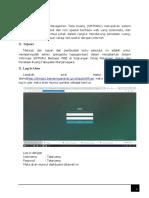 Manual Book WEB GIS