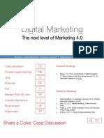 Digital Marketing-Prof Krishanu-Session 2