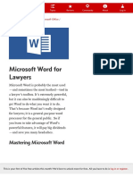 Microsoft Word for Lawyers_ A Complete Guide (2020) _ Lawyerist.pdf