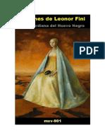 (msv-901) Visiones de Leonor Fini