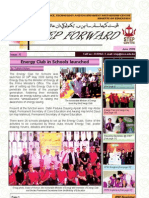 STEP FORWARD - 6th Issue