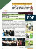 STEP FORWARD - 7th Issue