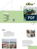 Shaanxi Kanghelifeng Product Guide 2020