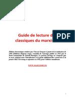 Gouysse, Vincent. Guide de lecture des classiques du marxisme (Marx, Engels, Lénine et Staline).