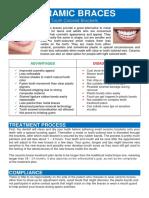 ceramic braces  809