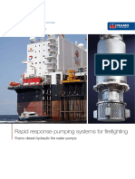 Hydraulic-firewater-pumps