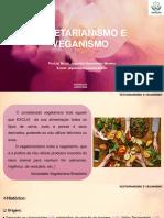 Aula 15 - Vegetarianismo e Veganismo