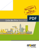 Lista de Precios Fr 2016 0