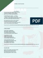 20 poemas de Manoel Antônio Pina