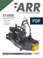 FARR MCCOY-KT5500