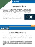 Introducción a las bases de datos(1)