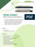 WDH-3500EC
