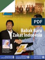 Binder majalah FOZ edisi 1 th 5