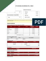 SA22020INSTITUTO NACIONAL DE DEFENSA CIVIL - INDECI