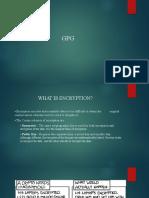 GPG BASICS