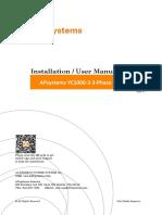 4060840283_APsystems-YC1000-3-For-North-America-User-manual_Rev3.7_2018-05-28