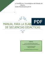 Manual Secuencias Didácticas