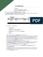 Mozart Symphony 30