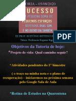 Tutoria Coletiva -   Regiane