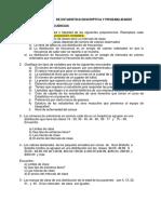 PRACTICA  NUEVA de estadisitca y probavbilidades TECNICA 2 2018