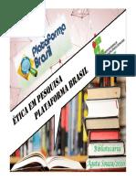 Comite de ética em Pesquisa e Plataforma Brasil_2020