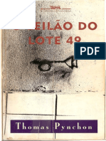 Thomas Pynchon - O leilão do lote 49.pdf