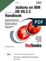 Sap Solutions on IBM DB2 UDB v8.2.2 Handbook (2005) 0738493880