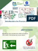 semana 1 Introducción a las procesos industriales