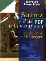 Leopoldo Prieto Lopez -  Suárez y el destino de la metafisica BAC