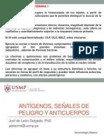 S2 Antígenos y Anticuerpos