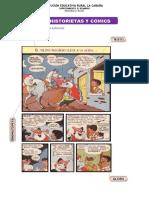 Las-Historietas-y-Cómics-para-Cuarto-Grado-de-Primaria