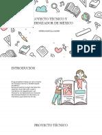 Proyectos Técnico y Modernizador de México