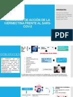 Diapositivas Del Trabajo de Investigacion en Farmacologia(Ivermectina)