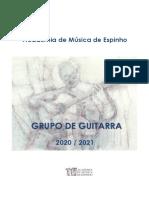 Documento Do Grupo de Guitarra AME