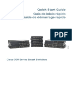 Cisco 300 Series Smart Switches Quick Start Guide