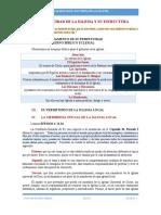 Eclesiologia -Sermon 5 - La iglesia y su estructura - La Membresia - Para la Iglesia